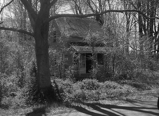 Abandoned house_Worcester County MD