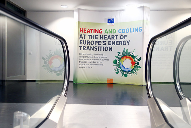 Heating & Cooling in the European Energy Transition