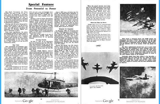 VIETNAM Bulletin No. 3 & 4 - February 1972 (2) - SPECIAL FEATURE - From Potential to Power