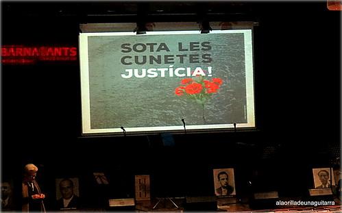 SOTA LES CUNETES JUSTICIA!