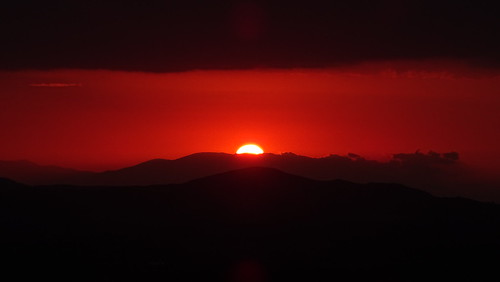 Redness of the Sunsets