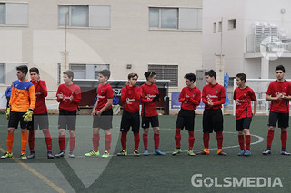 Alboraya UD CF Torre Levante Orriols. Infantil. David Avila