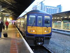 Northern Rail 319 386