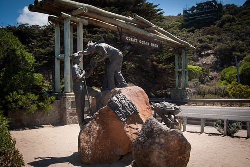 Great Ocean Road Memorial to Builders