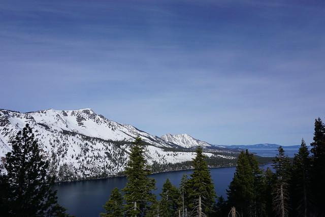 Views from Angora Ridge Road