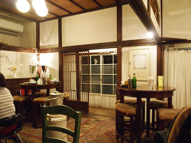 P1230891 坂ノ下カフェ 最後から2番目の恋 ドラマロケ地 鎌倉 長谷