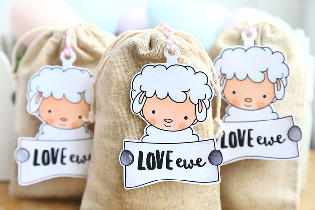 love ewe! {just ME digital stamps}