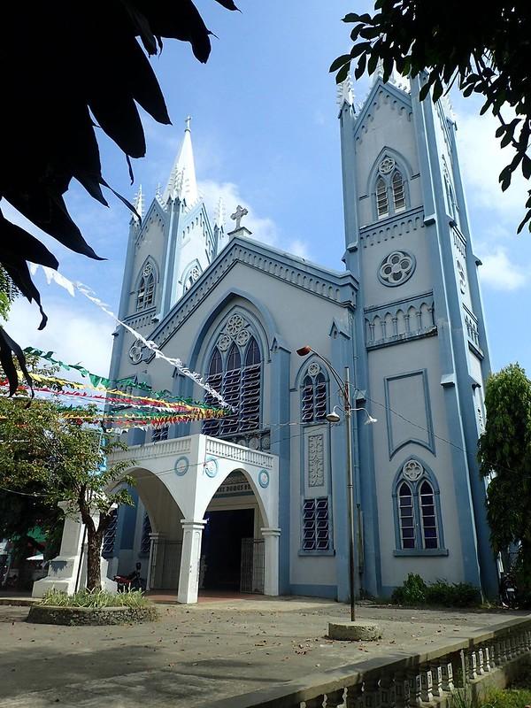 Palawan-藍色大教堂