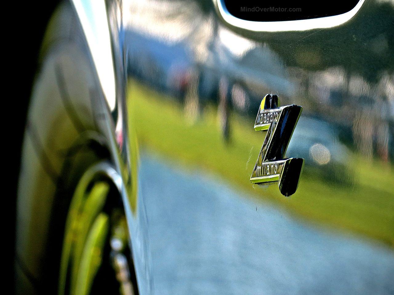 Aston Martin DB4 GT Zagato Amelia Island 13