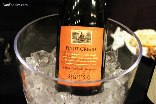 Seghesio Family Vineyards Pinot Grigio