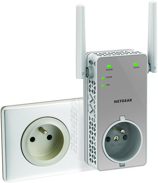 Netgear EX3800-100FRS