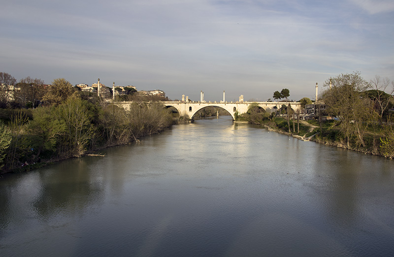 Rome Ponte Flaminio