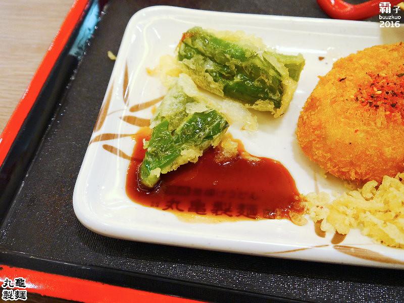 25544302294 38f7a1a219 b - 丸龜製麵,台中新光三越內也能吃到日本知名烏龍麵,湯頭好,烏龍麵Q彈有勁!