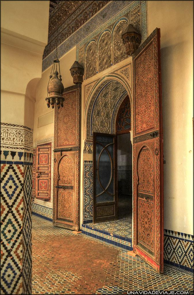 Marruecos sur Marrakech museo