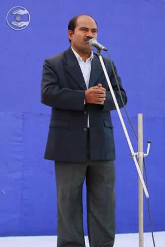 Dr. Tara Jai Chand from Alwar expresses his views