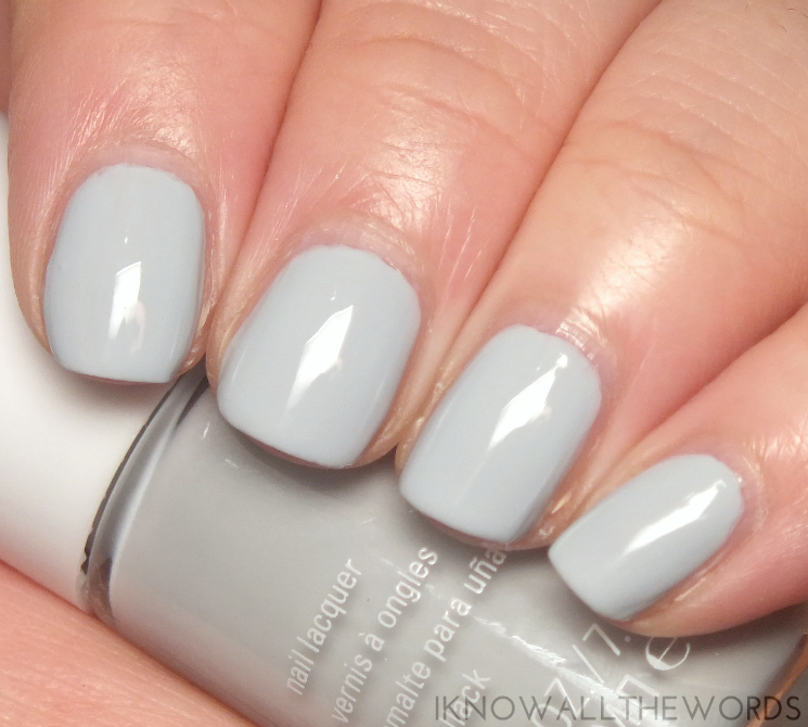 mary kay into the garden nail lacquer in Sweet Lilac