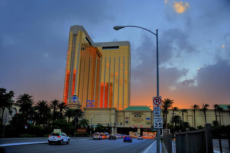 The Shoppes at Mandalay Place and Delano Las Vegas