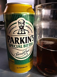 Sainsbury's, Parkin's Special Bitter, England