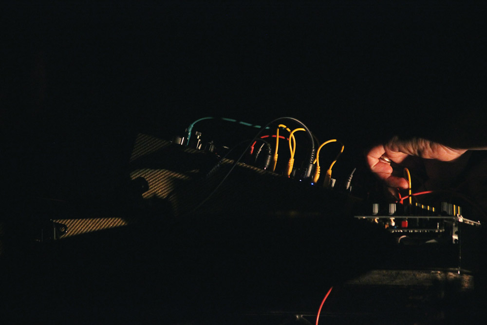 szun waves + dan deacon