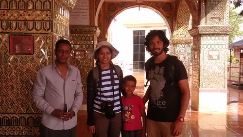 With Mahatma and Abhay