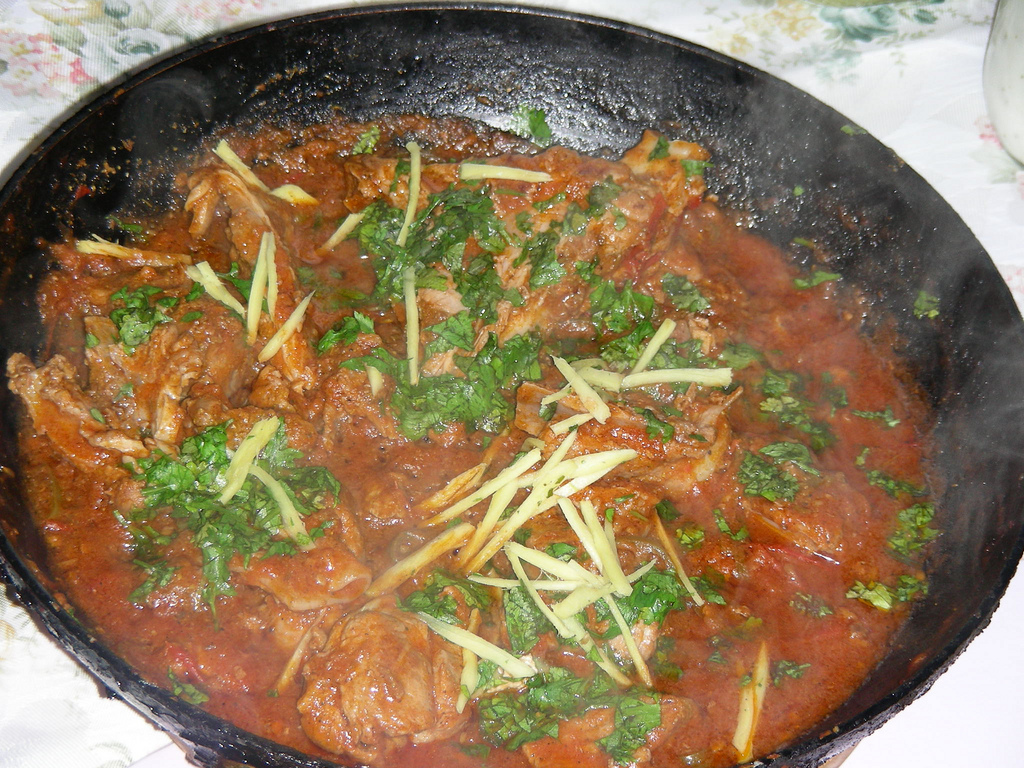 Chicken Balti. Credit ayes, flickr