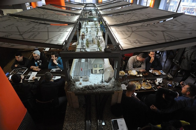 Výtopna Railway Restaurant