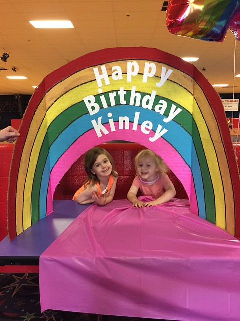 Kinleys birthday
