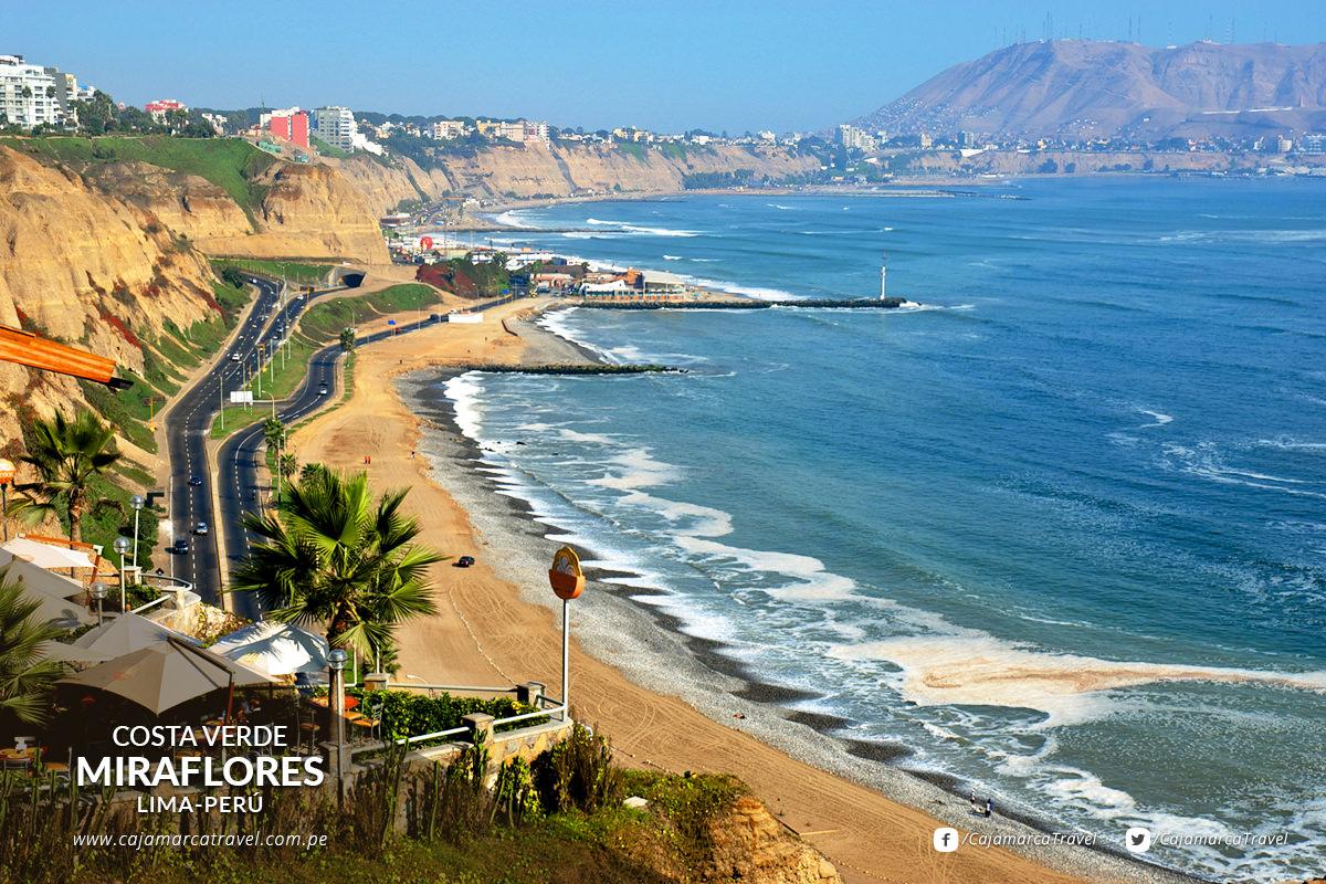 Miraflores es sin duda el distrito turístico y hotelero por excelencia de Lima.