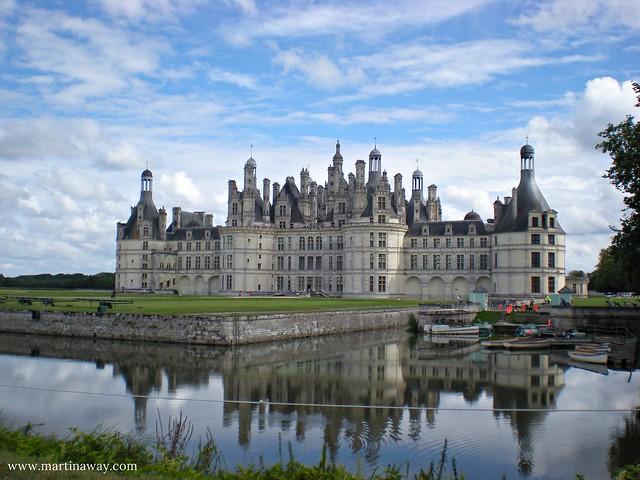 Chambord, Castelli della Loira