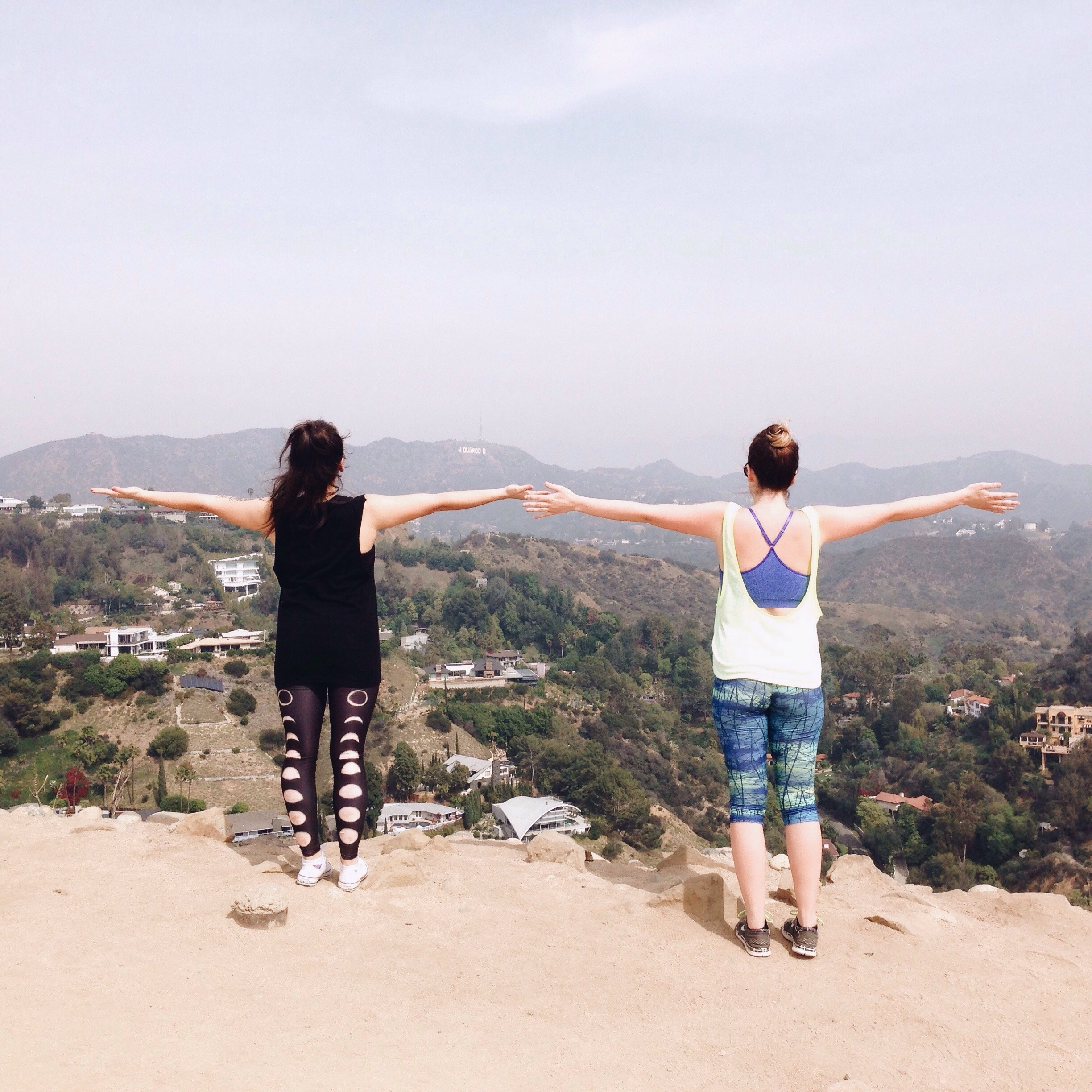 REVIEW: Runyon Canyon in YogaOutlet.com!