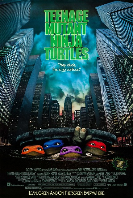 (1990) Teenage Mutant Ninja Turtles