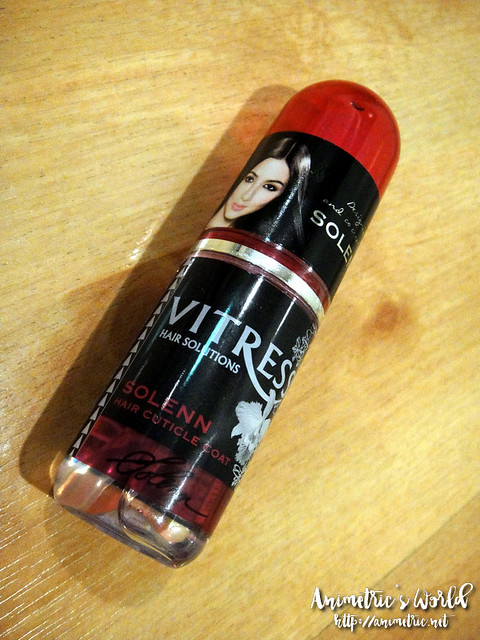 Vitress Solenn Cuticle Coat