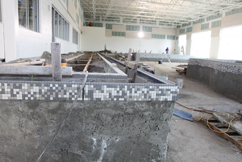 People's Pool Construction