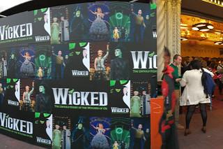 The Wicked - Outside scene