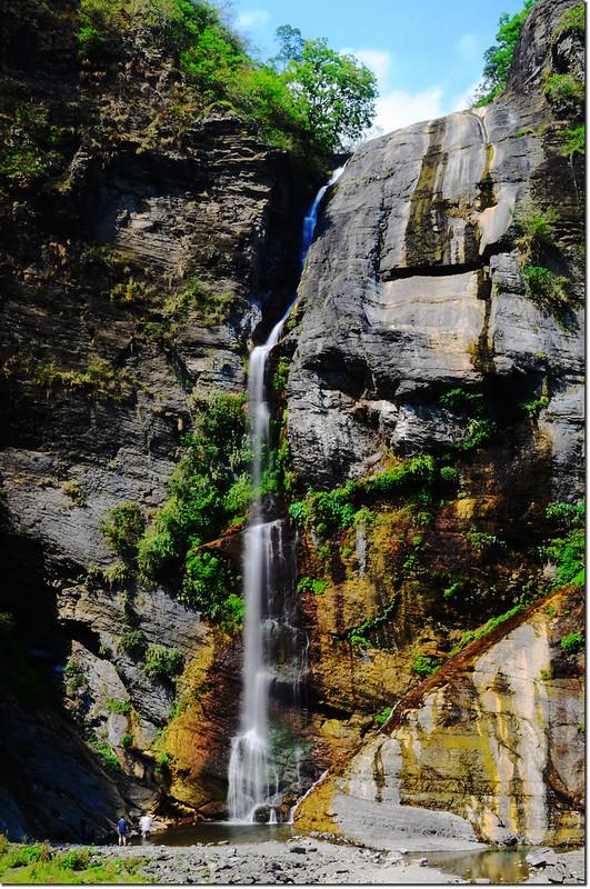 卡悠峰瀑布 1