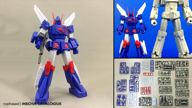 Super MiniPla 1/144 Xabungle + Ideon Revealed