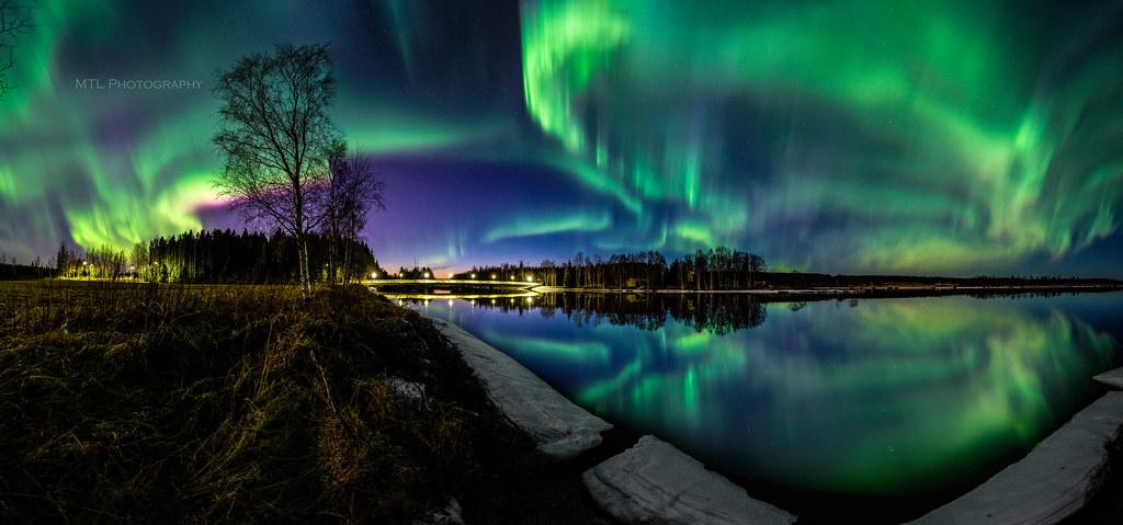 Aurora night 15.4