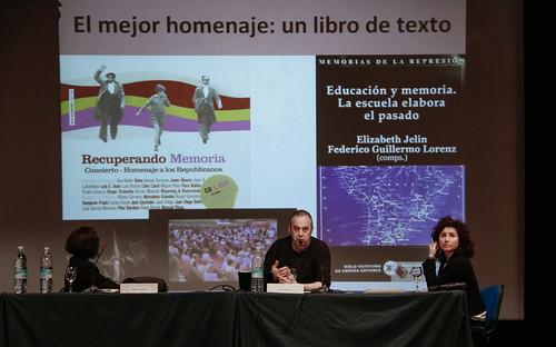 I seminario internacional sobre memoria histórica: Desmemorias de la memoria