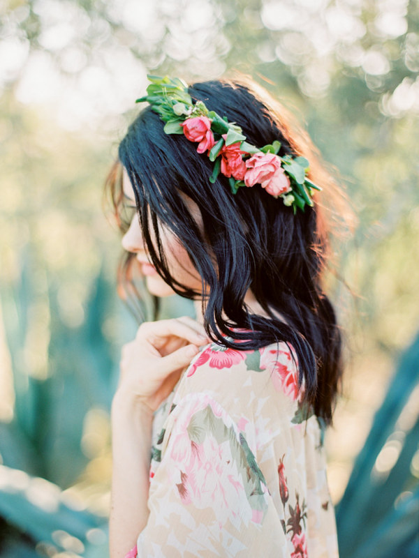 flower crown | fabmood.com
