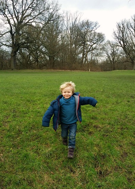 Vanya in Hampstead Heath