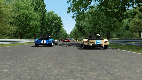 Caterham - Coupe des Provinces 1964 - Assetto Corsa