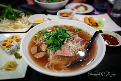 Pho & Sushi! - Pho Kim 88