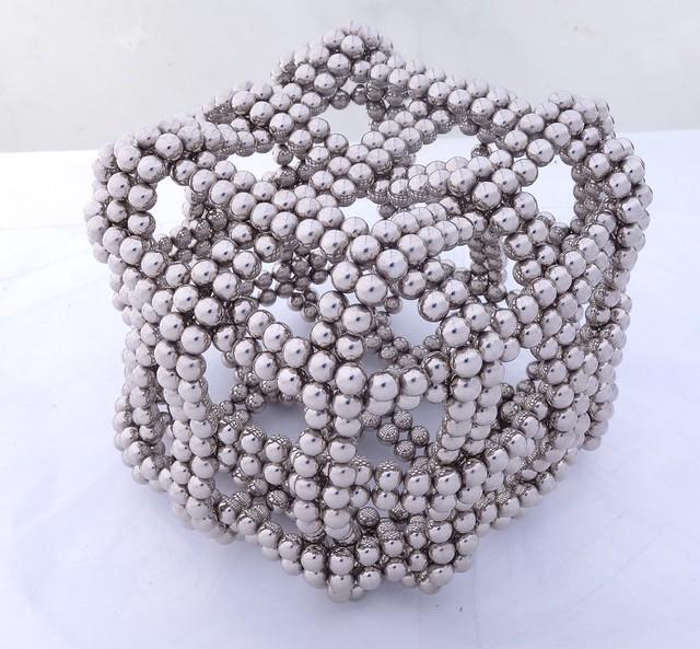 cube - wide weave