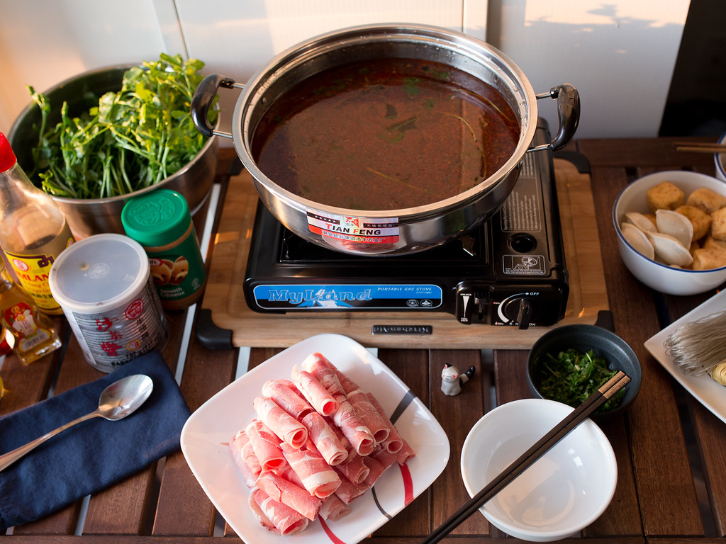 Hotpot at home Guide