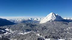 #seefeldintirol #seefeld #rosshütte #ski #schi #winter #berge #panorama #schnee #natur #nature
