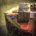 A rainy window on Welshback by zolaczakl
