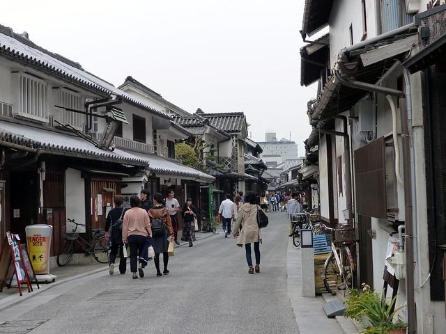Historic quarter streets