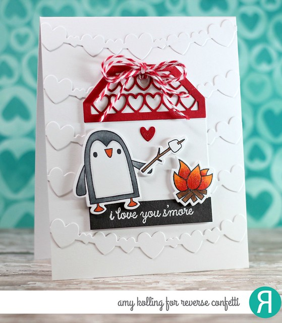 Heart Tag Toppers