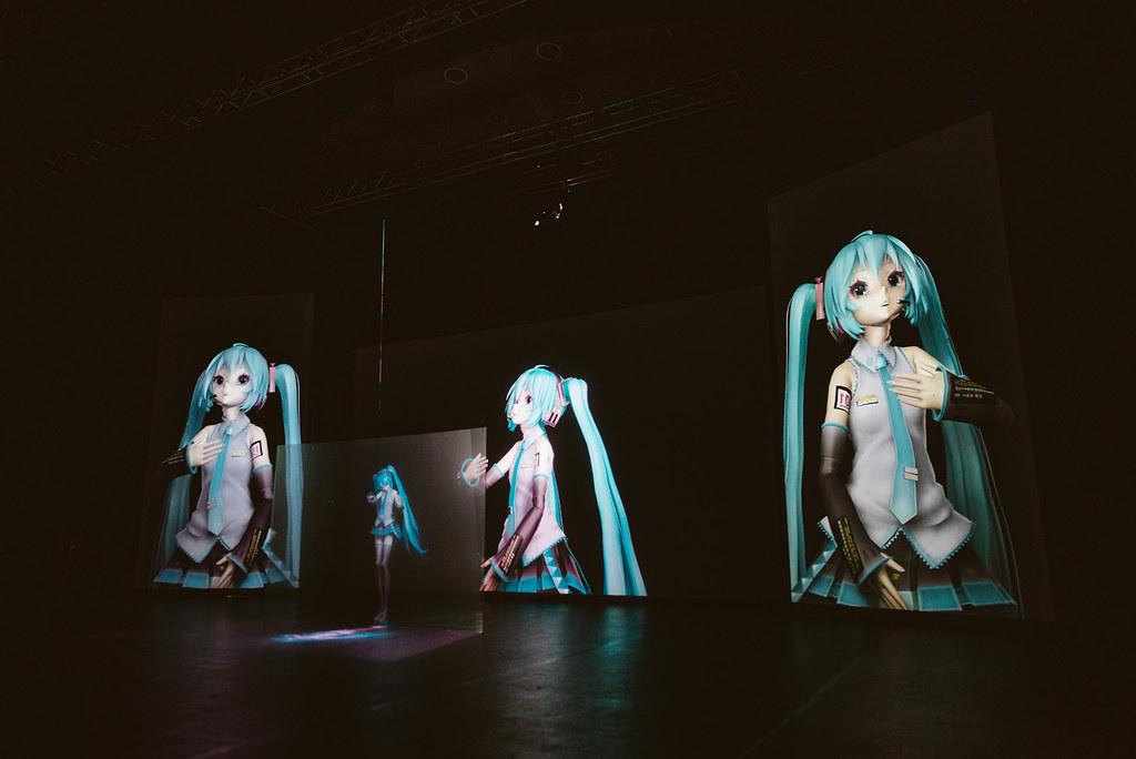 Hatsune Miku-HKW CTM 2016 Festival-©-CTM Camille Blake-9
