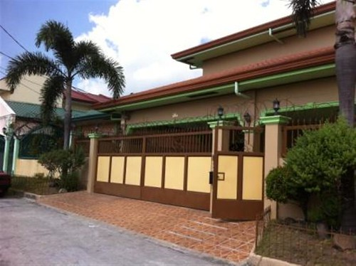 House for Rent Angeles City Villasol with Pool Ref# 0000740
